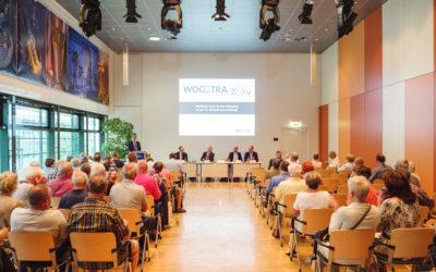 Tagesordnung zur 76. Vertreterversammlung der WOGETRA am 18. Juni 2019 in Leipzig