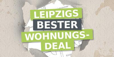 Leipzigs bester Wohnungsdeal!